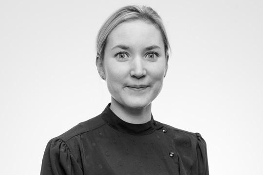 Pernilla Ahlqwist (föräldraledig)